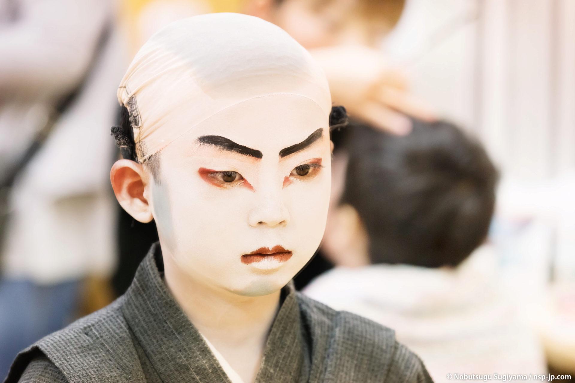 村国座-子供歌舞伎 | 岐阜 故郷巡礼 by 杉山宣嗣