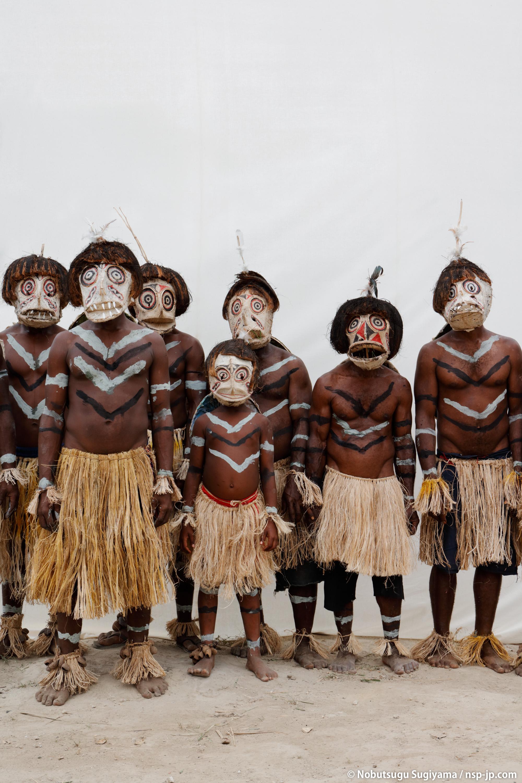 部族の肖像 杉山宣嗣写真展 | TRIBE@PAPUA NEW GUINEA