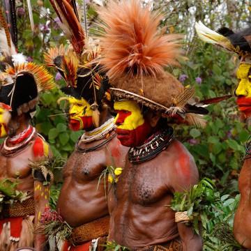 杉山宣嗣写真展 部族の肖像 TRIBE@PAPUA NEW GUINEA